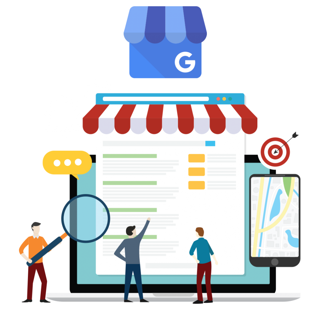 We create Google My Business in Business Startup Plan